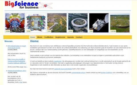 BigScience | waar wetenschap en zakenwereld elkaar ontmoeten